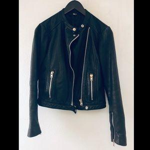 Topshop Leather Jacket (Super Stylish!)